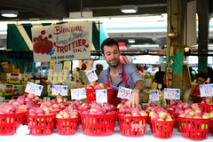 Jean-Talon Market Royalty Free Stock Images