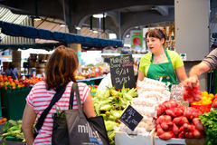 Jean-Talon Market Stock Photography