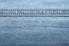 Jean texture abstract background Stock Image