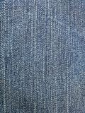 Jean texture background Royalty Free Stock Photography
