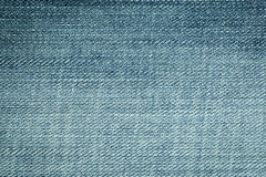 Jean texture for background. Royalty Free Stock Photography