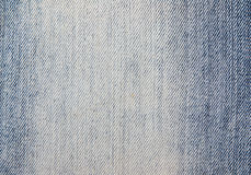 Jean texture. Blue denim jeans texture background Royalty Free Stock Photography