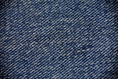 Jean texture clothing fashion background. Royalty Free Stock Image
