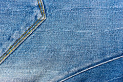 Jean texture Royalty Free Stock Image