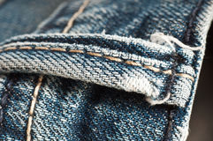 Jean texture Royalty Free Stock Images