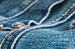 Jean texture Stock Image