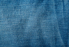 Jean texture detail Stock Images
