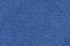 Jean texture Royalty Free Stock Photography