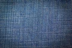 Jean-textuur Stock Foto