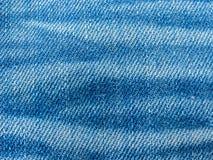 Jean-textuur Royalty-vrije Stock Afbeeldingen