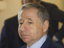 Jean todt portrait president fia Royalty Free Stock Photo