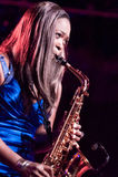 Jeanette Harris Stock Image