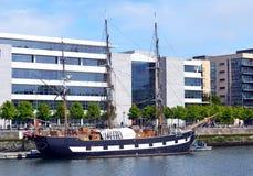 Jeanie Johnson Sailing-schip royalty-vrije stock afbeelding