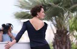 Jeanne Balibar attends the `Barbara` Stock Photos