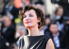 Jeanne Balibar attends the `Ismael`s Ghosts Les Fantomes d`Isma Stock Images