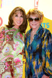 Jeanne Cooper,Kate Linder Stock Images