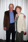 Jeanne Cooper,Michael Fairman Royalty Free Stock Photos