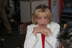 Jeanne Moreau Image stock