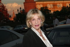 Jeanne Moreau stock images