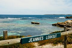 Jeannies监视 免版税库存照片
