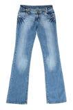 Jeans Stock Foto