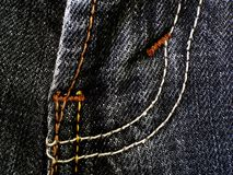 Jeans. Stock Photo
