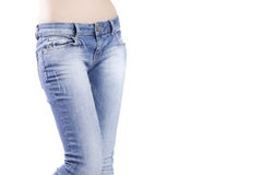Jeans Royalty Free Stock Photos