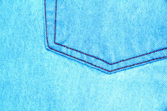 Jeans. Photo of jeans and a back pocket stock image