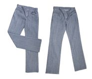 Jeans Lizenzfreie Stockfotos