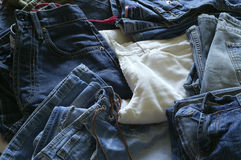 Jeans Photos stock