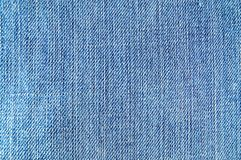 Jeans. Blue jeans texture close up royalty free stock photography