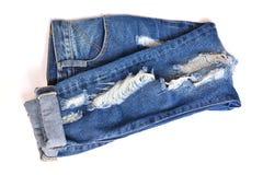 Jeans Lizenzfreies Stockbild
