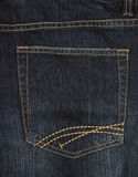 Jeans. The park of jeans on the background Royalty Free Stock Images