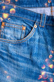 Jeans Image stock