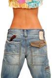Jeans Photo stock