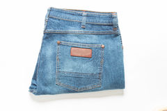 Jeans Stockfotografie
