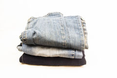 Jeans photographie stock
