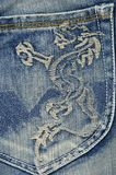 Jeans royalty free stock images
