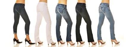 Free Jeans Stock Photography - 8511932