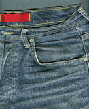 Jeans background. Royalty Free Stock Images