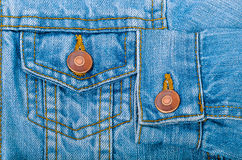 Jeans background. Close up Stock Photo