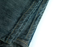 Jeans Background with copy space. Jeans Background and copy space Stock Image