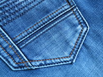 Jeans Background : denim pocket - Stock Photos Royalty Free Stock Image