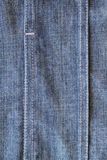 A jeans background or texture Stock Photo