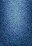 Jeans Background. Vector background of blue jeans Stock Photos