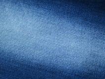 Jeans Blauwe Achtergrond - Voorraadfoto's Stock Fotografie