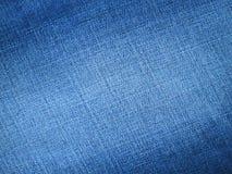 Jeans Blauwe Achtergrond - Voorraadfoto's Royalty-vrije Stock Afbeelding