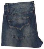 jeans Blu-grigi Fotografia Stock Libera da Diritti