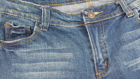 Jeans blue color background Royalty Free Stock Photo