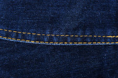 Jeans closeup Stock Photos